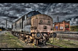 Dirty Loco HDR by nat1874