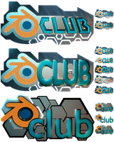 Blender Club - Logo suggestion - :Edited: by Niko40