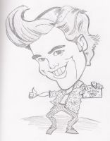 Ace Ventura by thereisnoend01