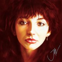 KATE BUSH by JALpix