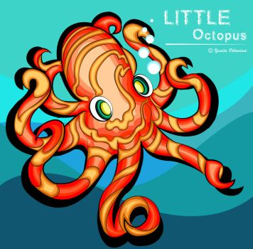 little octopus by itaocta