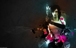 Tifa Wallpaper by odigitalmaideno