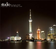 Shanghai by o9-design
