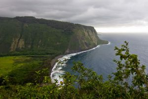 Waipio Valley by DeTea