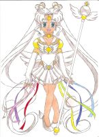 Contest: Miracle Sailor Cosmos by animequeen20012003