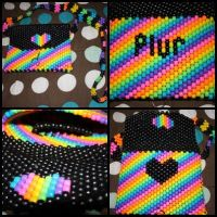 Kandi purse by xXAnnieLollipopXx