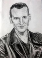 Ninth Doctor by ThatPeskyNargle