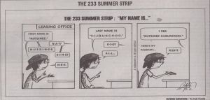 """The 233"" - Summer Strip 5 by NK-C"