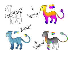 cystal cat adopts by Manectrik