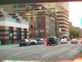 8th St S Minneapolis 3D by LittleBigDave