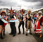 Yugioh cosplay  by Julesie