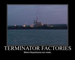 Terminator Factories by Birther