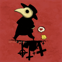Murder the picture!!! - Página 2 Plague_doctor_iii_by_frankiesbugs-dapgp5e