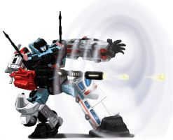Defensor by ButtZilla