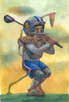 FLOG - Confused Sports Kid by artistic-engine