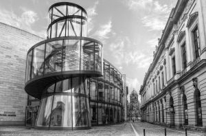 German Historical Museum by pingallery
