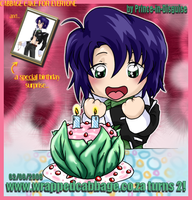 Athrun - Cabbage Anniversary by Prince-in-Disguise