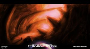 Project Mars: Cavern Ruins by Idera13