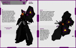INSECTICON GHOSTFLY by F-for-feasant-design