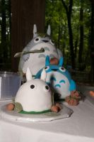 Totoro Wedding by RuthNore