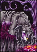 ACEO - Place To Dream by Auruska
