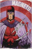 Magneto - Color by MarcoFontanili