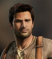 Uncharted 2 Nathan Drake by Cy689