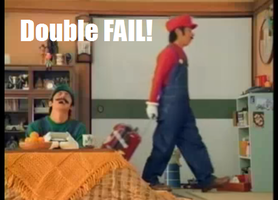 Mario Kart DS - Brother FAIL by Dann-The-Yoshi
