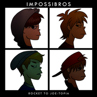 Impossibros - Rocket to Joe-topia by Zoiby