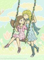 The Swing by BeckyBumble
