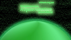 A Space Adventure [Green Edition] by waluigisrevenge