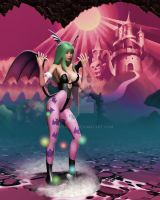 Morrigan Desert Chateau by juantastic