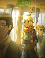 Commute. by stupidyou3