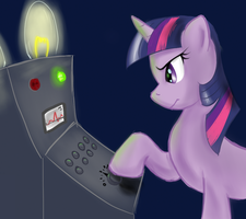 Twilight: Mad Science by Iomma
