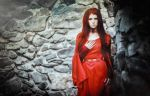 The Red Woman by Elena-NeriumOleander