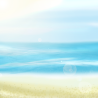 Background - Bright Beach. by xRozen-Basesx