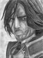 Dishonored: Corvo Attano by xEpicDorito678