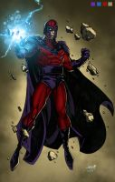 Magneto by lummage