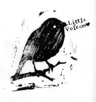 lino little volcom bird by thebirdgirl