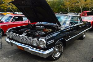 1963 Chevrolet Impala by Brooklyn47
