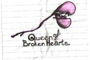 Queen of Broken Hearts by GrannyPants