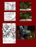 TMNT Storyboards 1 by YoTokutora