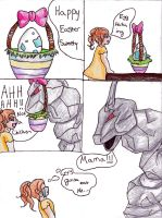 Late easter by Animal-and-anime-lvr