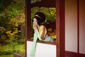 Toph Bei Fong - Dreams by TophWei