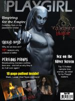 Playgirl Cover April 08 - Kain by 3D-Fantasy-Art