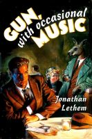 GUN,WITH OCCASSIONAL MUSIC cover art by peterpulp