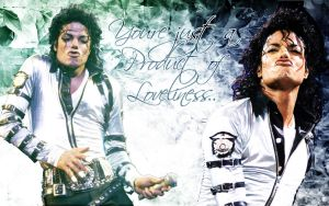 Michael Jackson Wallpaper 3 by Ebs2Hott4U