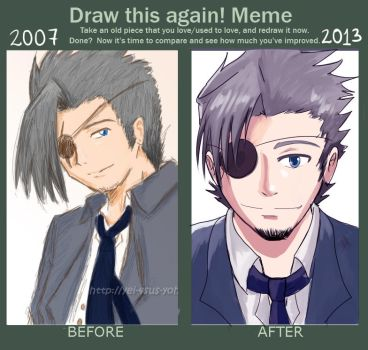 Meme  Before And After: Demian by yei-4sus-yoh