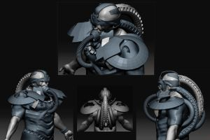 SECURITY3D by nelson808