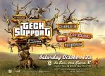TechSupport Poster - Oct.07 by Crittz
